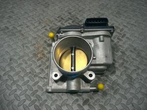 Дроссельная заслонка на Nissan Lafesta CWEFWN LF-VDS