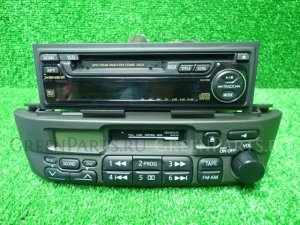 Автомагнитофон на Nissan Sunny FB15 QG15DE