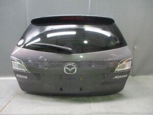 Дверь задняя на Mazda Atenza GH5FW L5