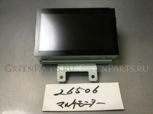 Автомагнитофон на Nissan Fuga PY50 VQ35DE