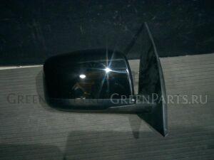 Зеркало двери боковой на Nissan X-Trail NT31 MR20DE