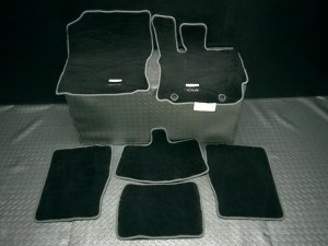 Коврик на Daihatsu BOONE M700S 1KR-FE