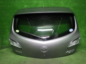 Дверь задняя на Mazda Axela BLFFW PE-VPS