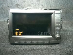 Автомагнитофон на Toyota Estima ACR50W 2AZ-FE