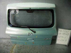 Дверь задняя на Mazda Spiano HF21S