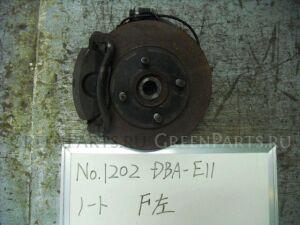 Ступица на Nissan Note E11 HR15DE