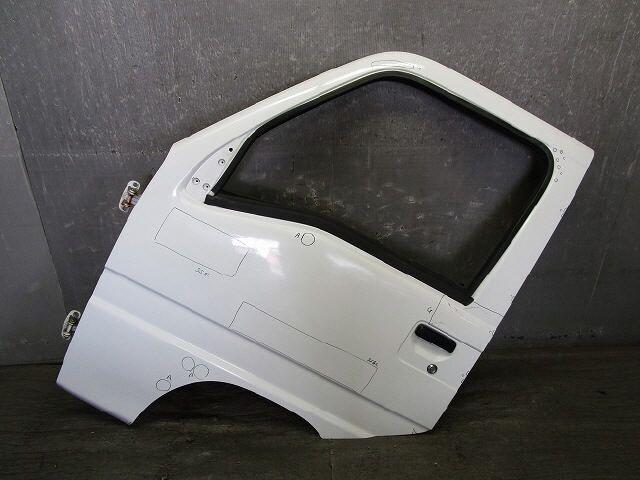 Дверь боковая на Subaru Sambar TT1