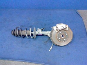 Стойка амортизатора на Toyota Porte NSP140 1NRFE
