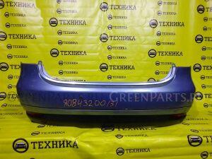 Бампер на Nissan Bluebird Sylphy G11/KG11/NG11