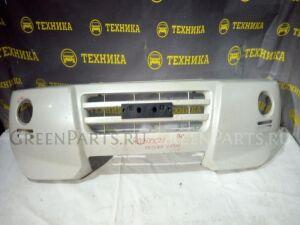 Бампер на Mitsubishi Pajero V73W