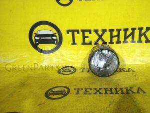 Туманка на Nissan Tiida C11 02B2704