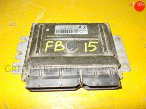 Блок управления двигателем на Nissan Sunny FB15 QG15DE A56-W23 BW5 4325