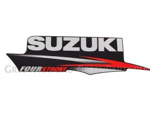 Наклейка на SUZUKI