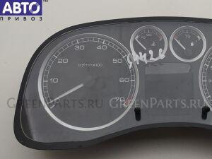 Щиток приборный (панель приборов) на Peugeot 307 универсал 1.6л бензин i