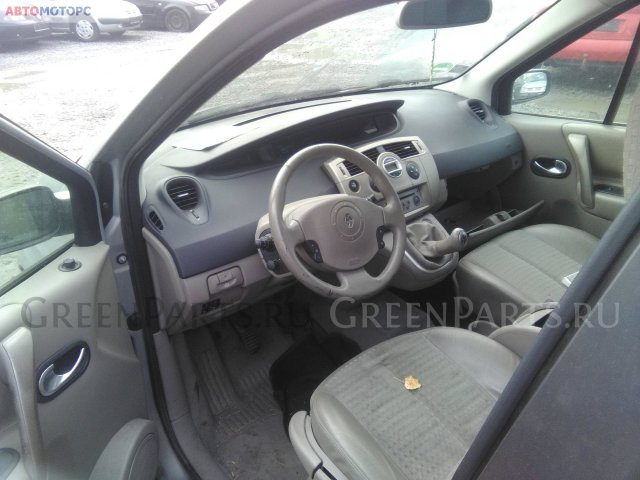 Генератор на Renault Scenic II (2003-2009) номер/маркировка: 8200122976