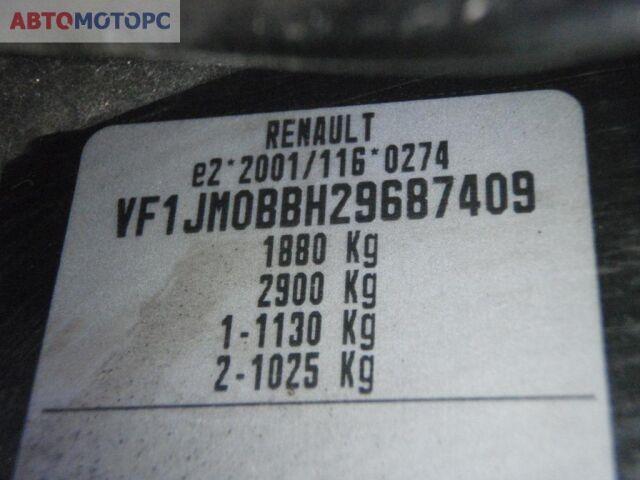 Генератор на Renault Scenic II (2003-2009)