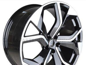 Диски Zumbo Wheels Zumbo Wheels F8468 10.0x22/5x112 D66.6 ET21 BKF 22