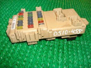 Блок предохранителей на Subaru Legacy B4 BE5 EJ208