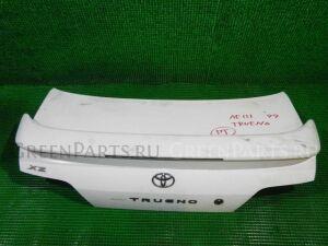 Крышка багажника на Toyota Sprinter Trueno AE111