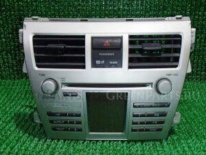 Магнитофон на Toyota Belta KSP92 1KR-FE