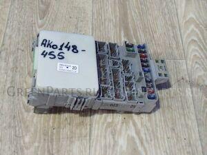Блок предохранителей на Honda Avancier TA1 F23A