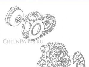Кпп автоматическая на Nissan Cube AZ10