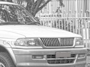 Бампер на Mitsubishi Challenger
