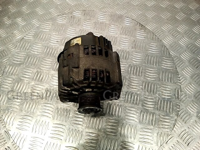 Генератор на Renault Trafic 2 (2001-2014) номер/маркировка: ADZ91120
