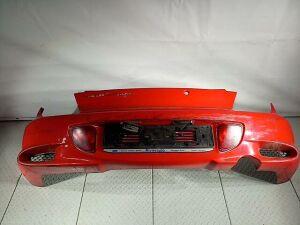 Бампер задний на Hyundai Coupe 1 (1996-2002)