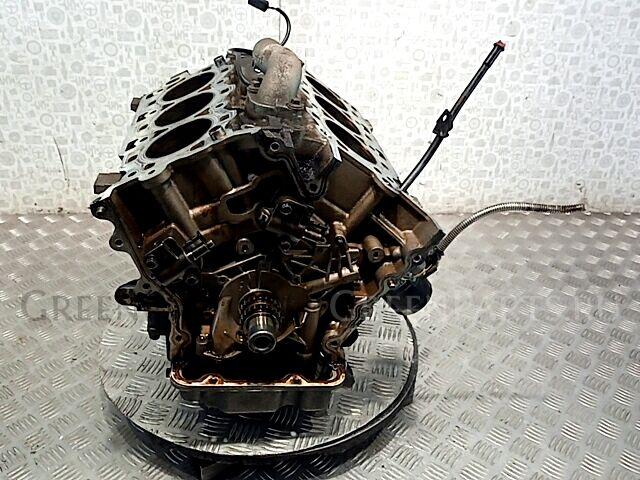 БЛОК двигателя на Jaguar X Type (2002-2009) СЕДАН RF-3S7E 6015-AA