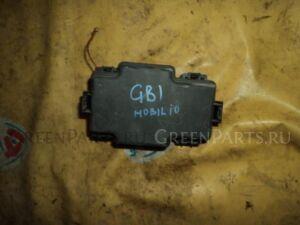 Блок предохранителей на Honda Mobilio GB1