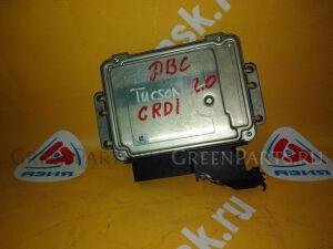Блок управления двигателем на Hyundai Tucson D4EA 39110-27280