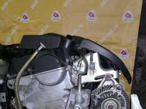 Двигатель на Mitsubishi Z21A 4A90