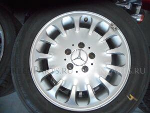 Диск литой на Mercedes