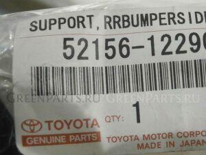Крепление бампера на Toyota Corolla ZRE151 1ZR-FE