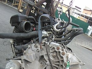 Кпп автоматическая на Mitsubishi Outlander CW5W 4B12