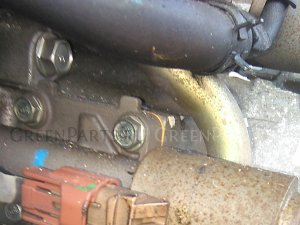 Кпп автоматическая на Honda Odyssey RB1 K24A MKHA