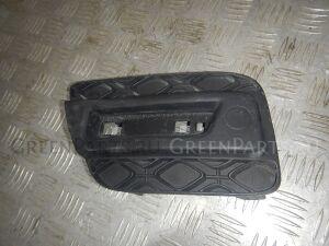 Накладка на бампер на Renault Sandero