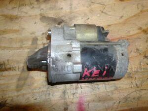 Стартер на Suzuki Kei HN22S K6A 3110076G1