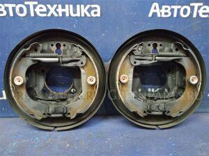 Тормозные колодки на Nissan Tiida C11 HR15DE 44060ED026/44000ED060/44010ED060
