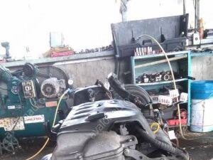 Двигатель на Toyota Bb NCP31 1NZ 102480КМ МЕХ+КОМП+КОСА