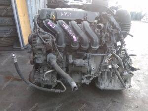 Двигатель на Toyota Bb NCP31 1NZ 113056КМ МЕХ+КОМП+КОСА