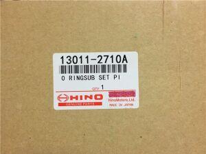 Кольца поршневые HINO
