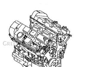 Двигатель на Mazda Mpv LW5W