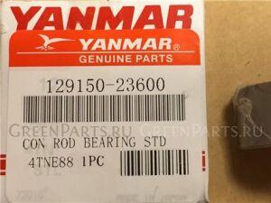 Вкладыши шатунные Yanmar