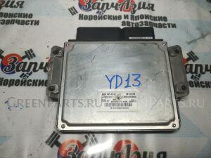 Блок управления двигателем на Ssangyong KYRON / ACTYON / ACTYON SPORTS DJ / CJ / QJ D20DT