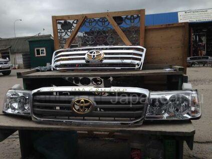 Решетка радиатора на Toyota Land Cruiser в Уссурийске