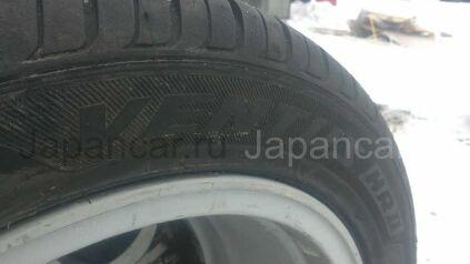 Летнии шины Hankook Ventus 215/50 17 дюймов б/у в Челябинске