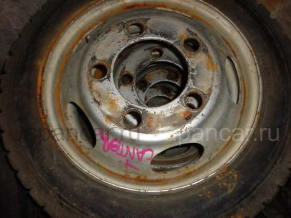 Летнии шины Bridgestone 195/60 175 дюймов б/у во Владивостоке