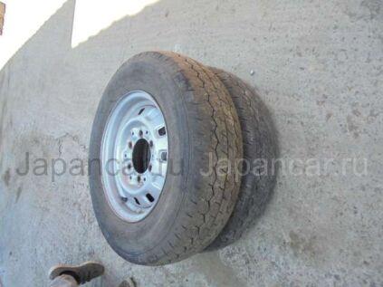 Летнии шины Dunlop 185/- 14 дюймов б/у во Владивостоке